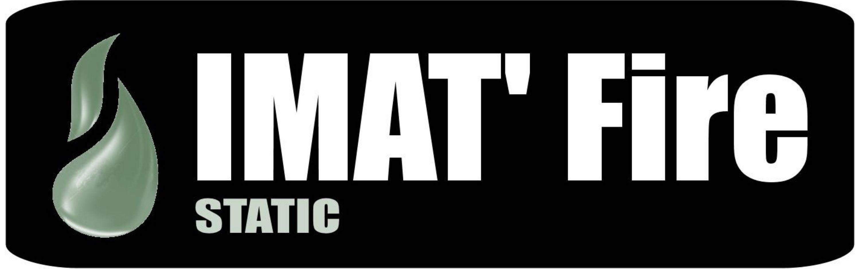 IMAT'Fire® Static Logo