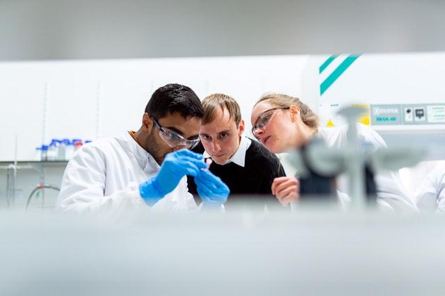 research and development laboratory