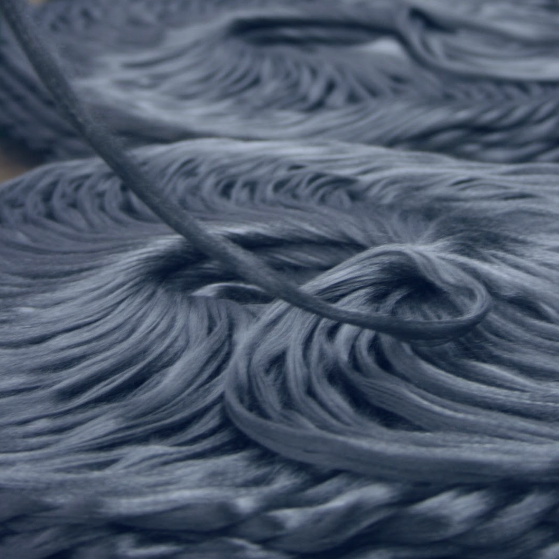 stainless steel fibres in slivers